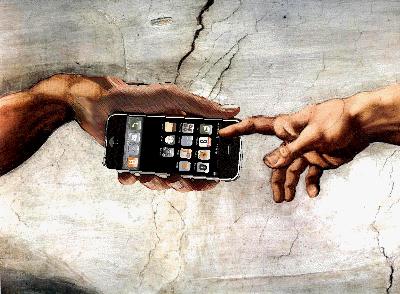 God and MyiPhone